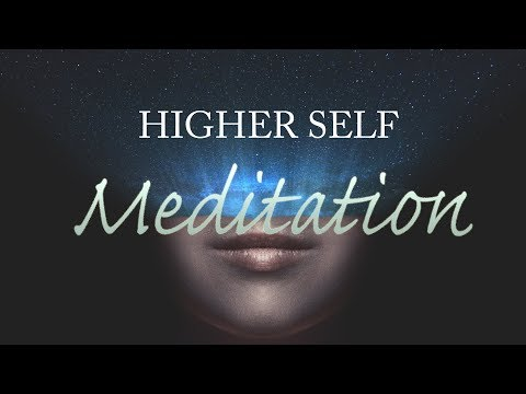 10 Minute Deep & Powerful Higher Self Guided Meditation