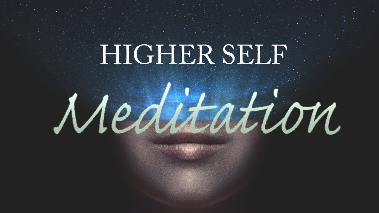 10 Minute Deep & Powerful Higher Self Guided Meditation ...