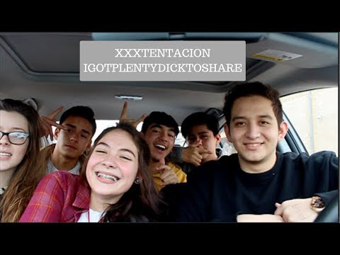 REACTING TO XXXTENTACION IGOTPLENTYDICKTOSHARE