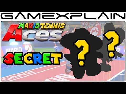 2 NEW Secret Mario Tennis Aces Characters Possibly Revealed via Japanese Website