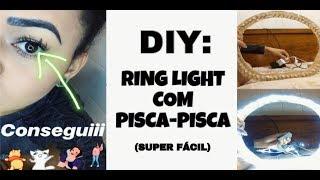 Baixar DIY: Ring Light com pisca pisca - Andressa Dias
