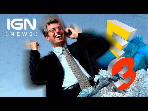 E3 2017 Open to the Public, Tickets On Sale Next Week - IGN News