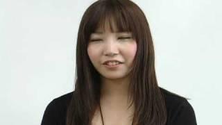 恵智華さんにインタビューしました。