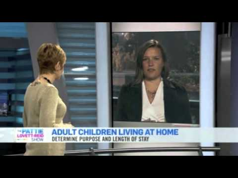 Financial strategies for parents with adult children living at home