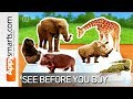 Zoo Animals ~ Touch, Look, Listen by StoryToys - video review