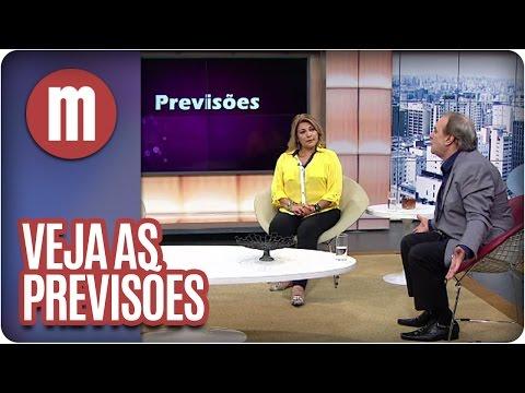 Mulheres - Previsões Com Maria Itália (31/03/16)