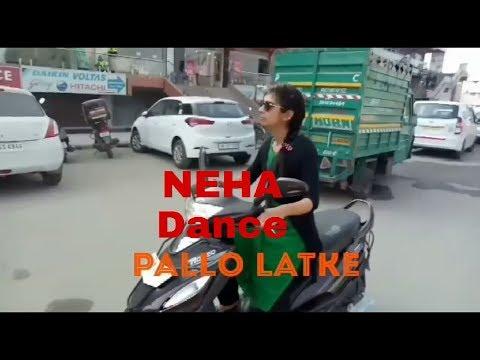 PalloLatke Neha Dancesong. Shaadi Mein Zaroor Aana/ Rajkumar
