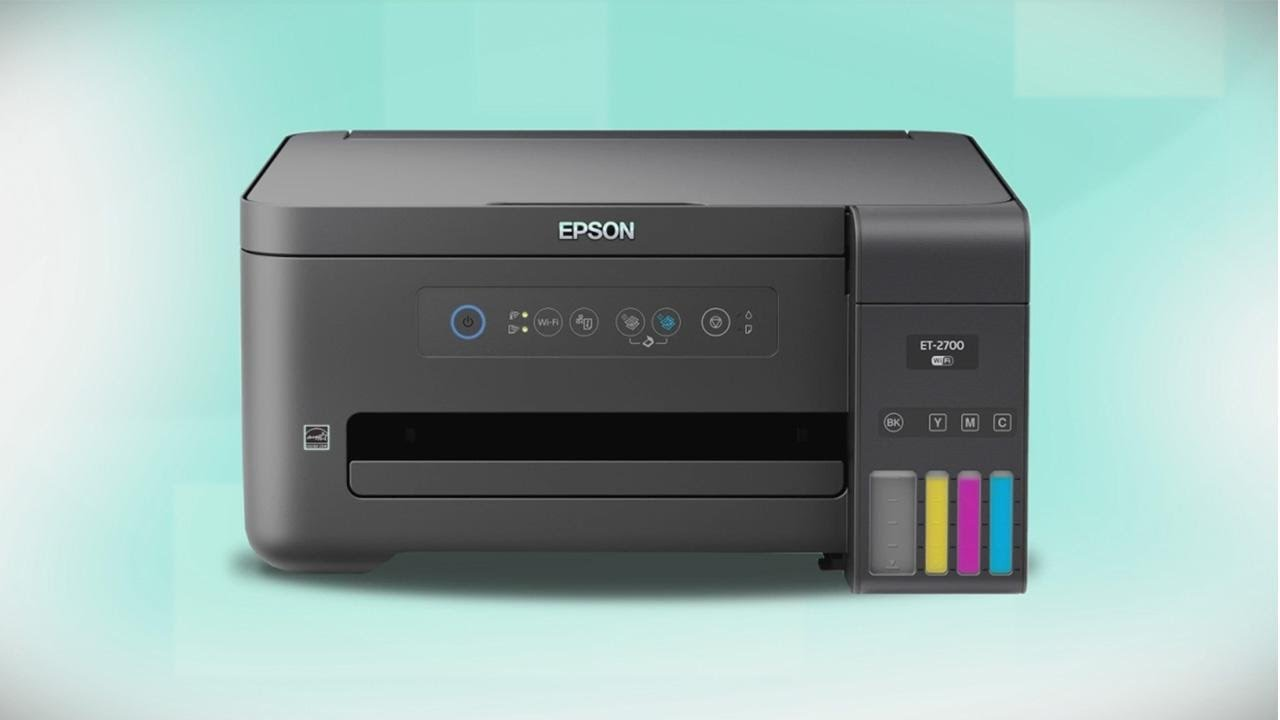 Install Epson Wireless Printer Diagram