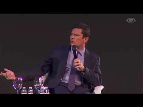 Sergio Moro rebate novas conversas vazadas
