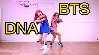 BTS (방탄소년단) 'DNA' Cover Dance WAVEYA