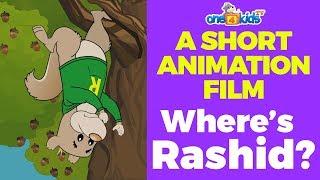 Where's Rashid - Islamic Cartoon For Kids with Zaky