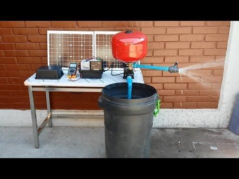 Bomba booster flojet doovi for Membrana para hidropack