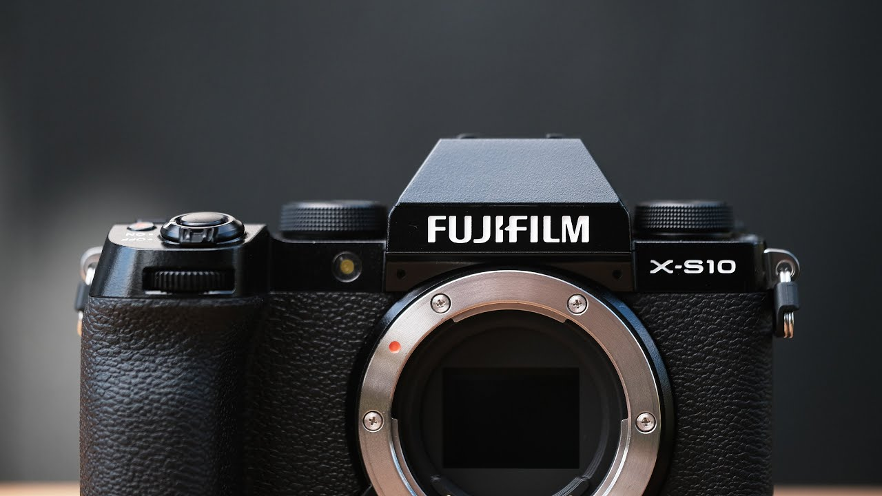 NEW FUJIFILM X-S10 Cinematic Review + Camera Giveaway!