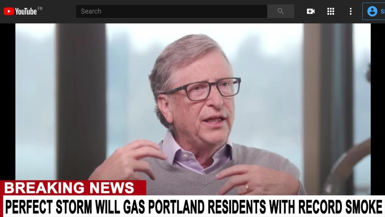 BREAKING: BILL GATES BUTCHERED ON SCREWTUBE - BECOMES PUBLIC ENEMY AFTER PANDEMIC