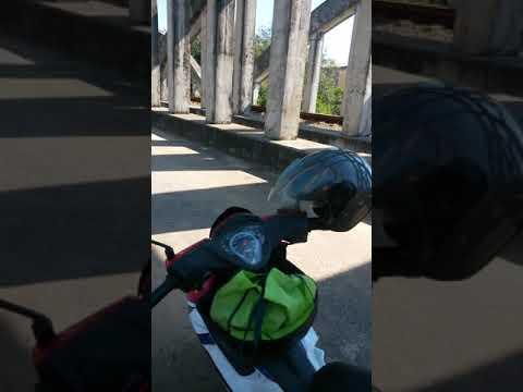 Memancing jambatan port klang kilang tepung
