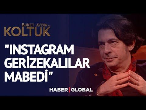 Okan Bayülgen: Instagram Gerizekalılar Mabedi!   Buket Aydın ile Koltuk