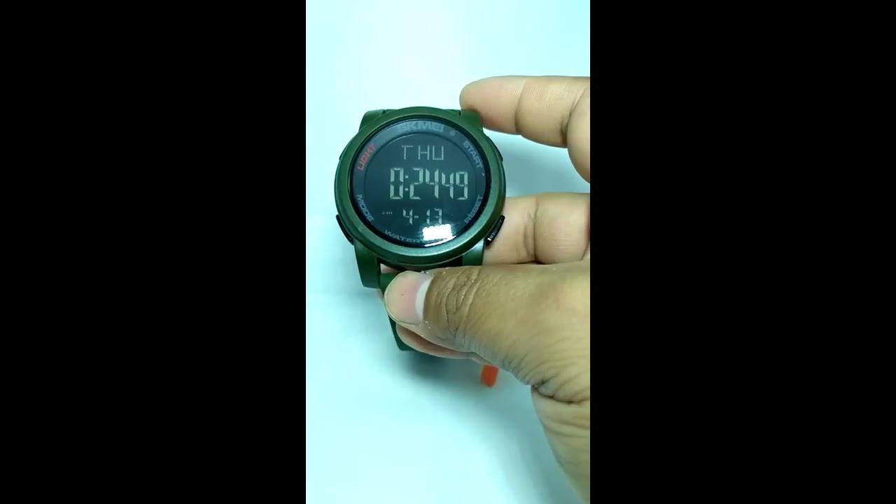 75e93b8e0f7d Reloj Skmei Digital Sport Led