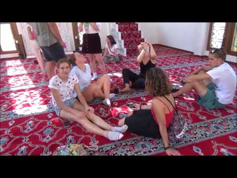 Erasmus project meeting - Antalya, Turkey, 2017- part 1