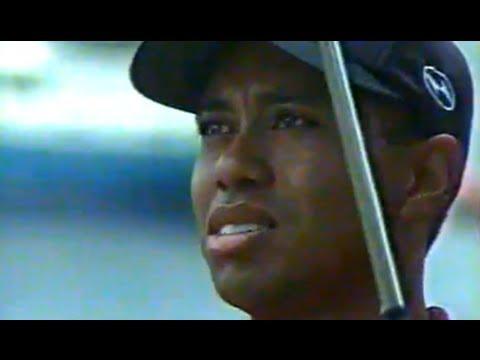 Tiger Woods US Open 2000 Final Round Part 3/6