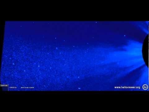 LASCO C3 (2013-10-25 07:42:05 - 2013-11-01 06:30:05 UTC)