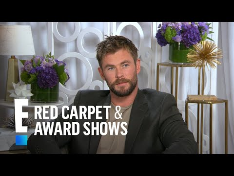 """Chris Hemsworth Talks """"Thor: Ragnarok"""" Workout Routine 
