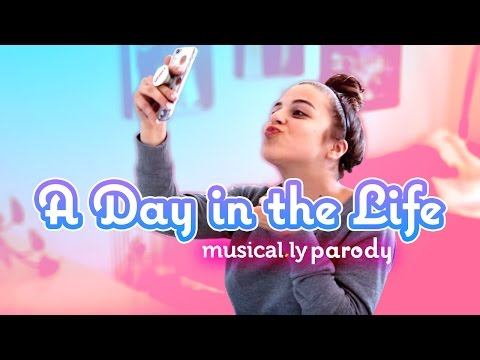 A Day In The Life Musical.ly Parody | Baby...