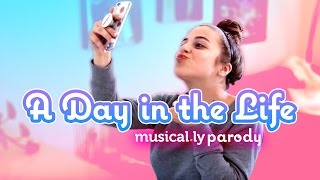 A Day In The Life Musical.ly Parody | Baby Ariel