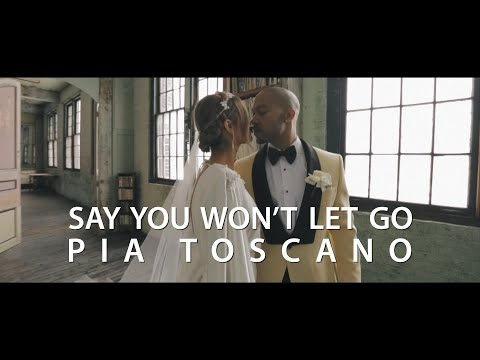 Say You Won't Let Go - James Arthur (Cover by Pia Toscano)