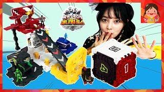 파워레인저 애니멀포스 거대한 변형기지 DX 거대 숫자큐브 애니멀큐브 애니멀킹 와일드킹 동물 변신로봇 이글 샤크 라이온 합체 장난감 [유라]