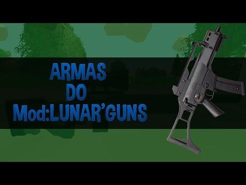 Unturned 3.10.2.0- Armas novas! E id de itens! Mod:Lunar's Guns