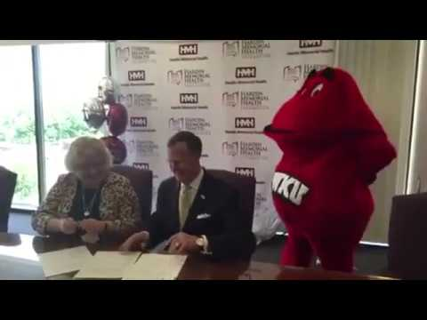 HMH and Western Kentucky Partnership