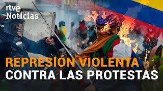 COLOMBIA: Continúan las PROTESTAS a pesar de la retirada de la polémica REFORMA TRIBUTARIA | RTVE