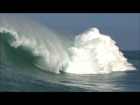Biggest Day Tow Surfing Jaws Peahi Maui Part 2