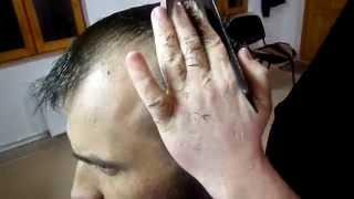 мужские стрижки - мужские стрижки видео уроки(видео уроки как научится стричь модельные стрижки - уроки для начинающих мастеров парикмахерского дела...., 2015-03-10T17:17:36.000Z)