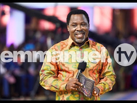 SCOAN 20/05/18: TB Joshua Message | Live Sunday Service with TB Joshua
