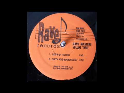Rave Masters - Gods Of Techno (1992)