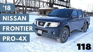 2018 Nissan Frontier Pro-4x V6 Crew Cab | detailed review and test drive