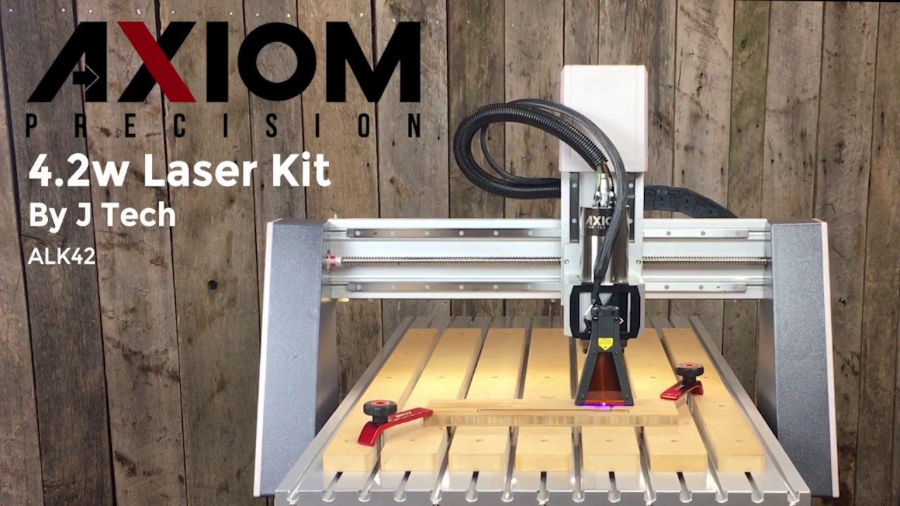 ALK42 - Axiom 4 2W Laser Kit by JTech - Accessories