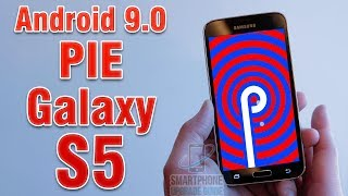 Samsung galaxy s5 android 9