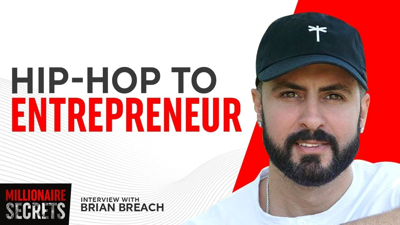 Download How This Hip-Hop Artist Became An Entrepreneur And Launched Some MASSIVE Businesses? | BRIAN BREACH