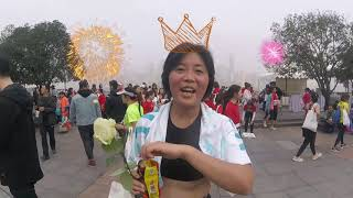 Chongqing Woman Halfmarathon 2019