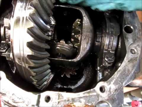 2001 Suburban Spider Gear Replacement Youtube