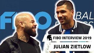 FIBO 2019 - Julian Zietlow über Streit mit Fler, Abmahnung gegen Leon Lovelock, uvm.