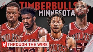 The TimberBulls in Full Effect | Through The Wire Podcast