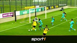 Debüt gegen FCA: So gut ist BVB-Youngster Giovanni Reyna | SPORT1