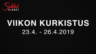 23.4 - 26.4.2019 | Viikon kurkistus | Salatut elämät