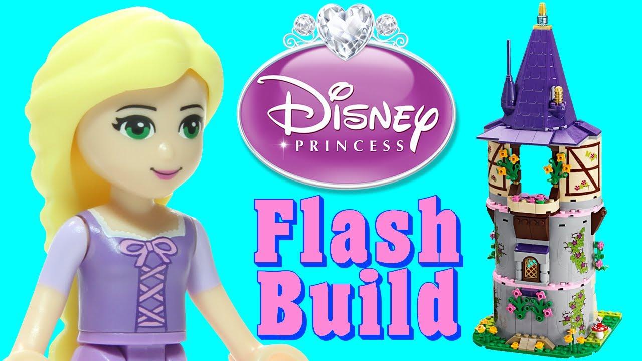 LEGO Rapunzel's Creativity Tower 41054 Disney Princess ...