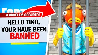 I Got Banned...