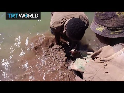 Zambia Mine: Dangerous levels of lead in soil from old mine