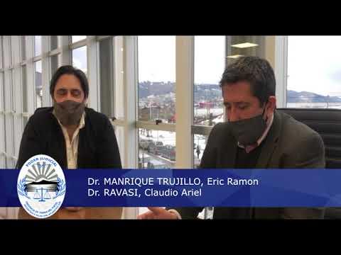 Cierre de Juzgados de Ushuaia por contacto con casos de coronavirus